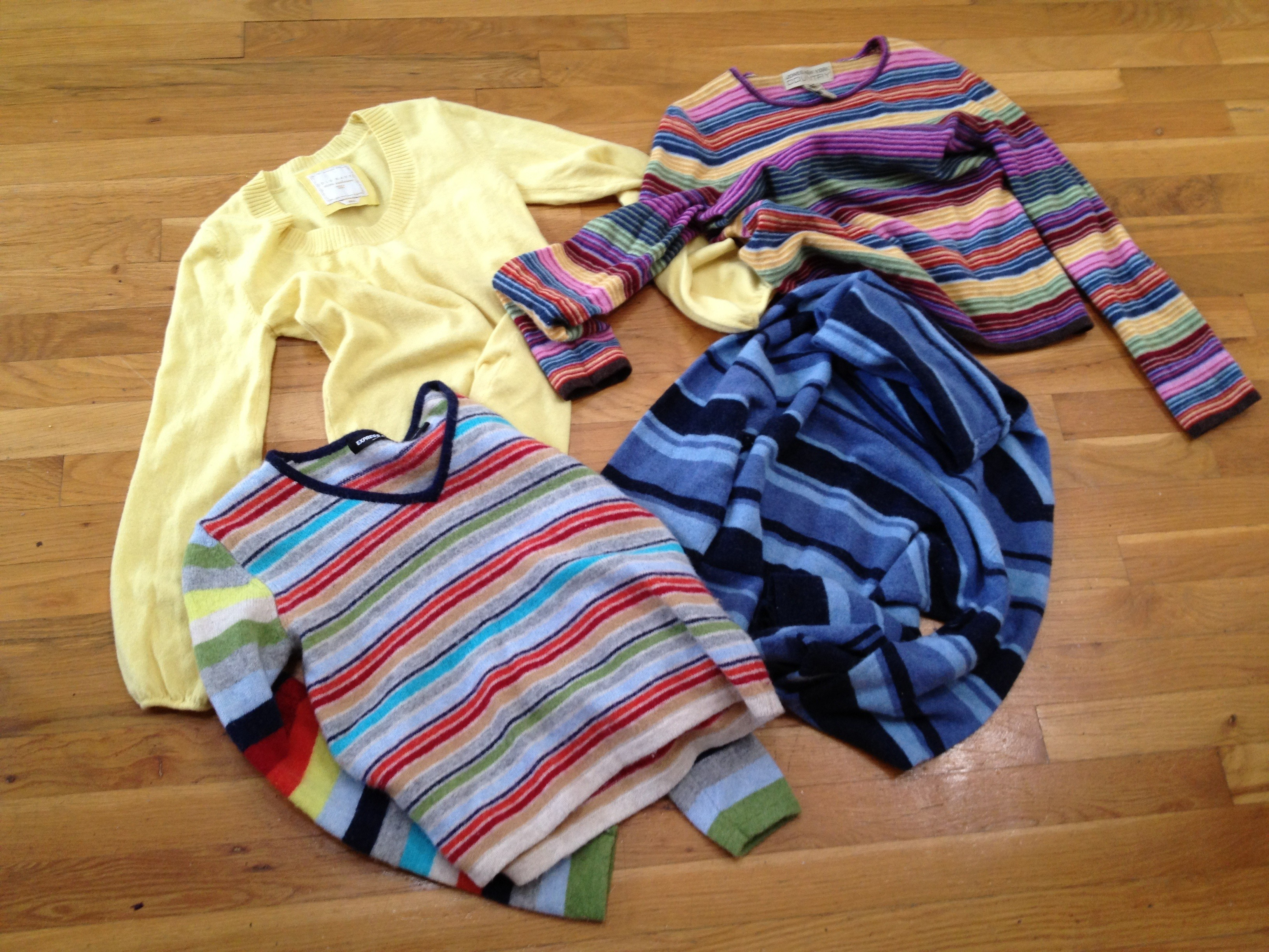 wool sweaters for diaper covers