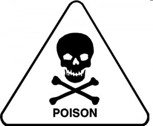 poison sign