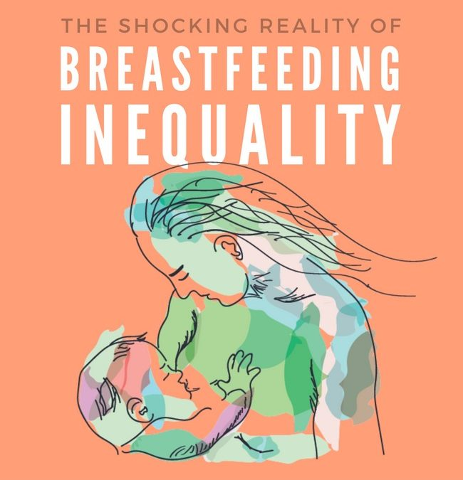 The Real Issue With Breastfeeding That We're Not Talking About